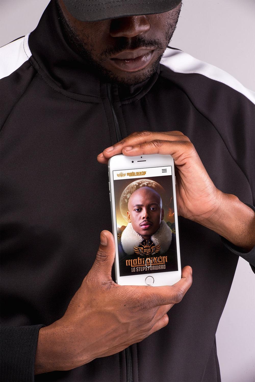 Mobi Dixon Website (Smartphone) | KEMOSO