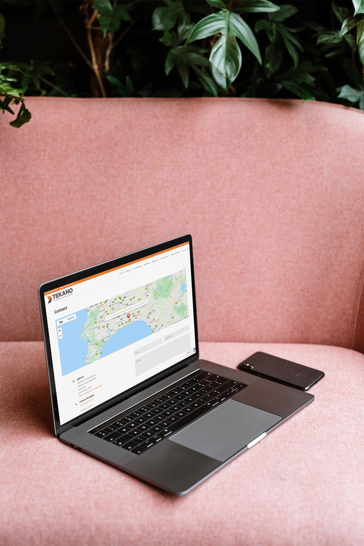 Tekano (Macbook Pro View)   KEMOSO