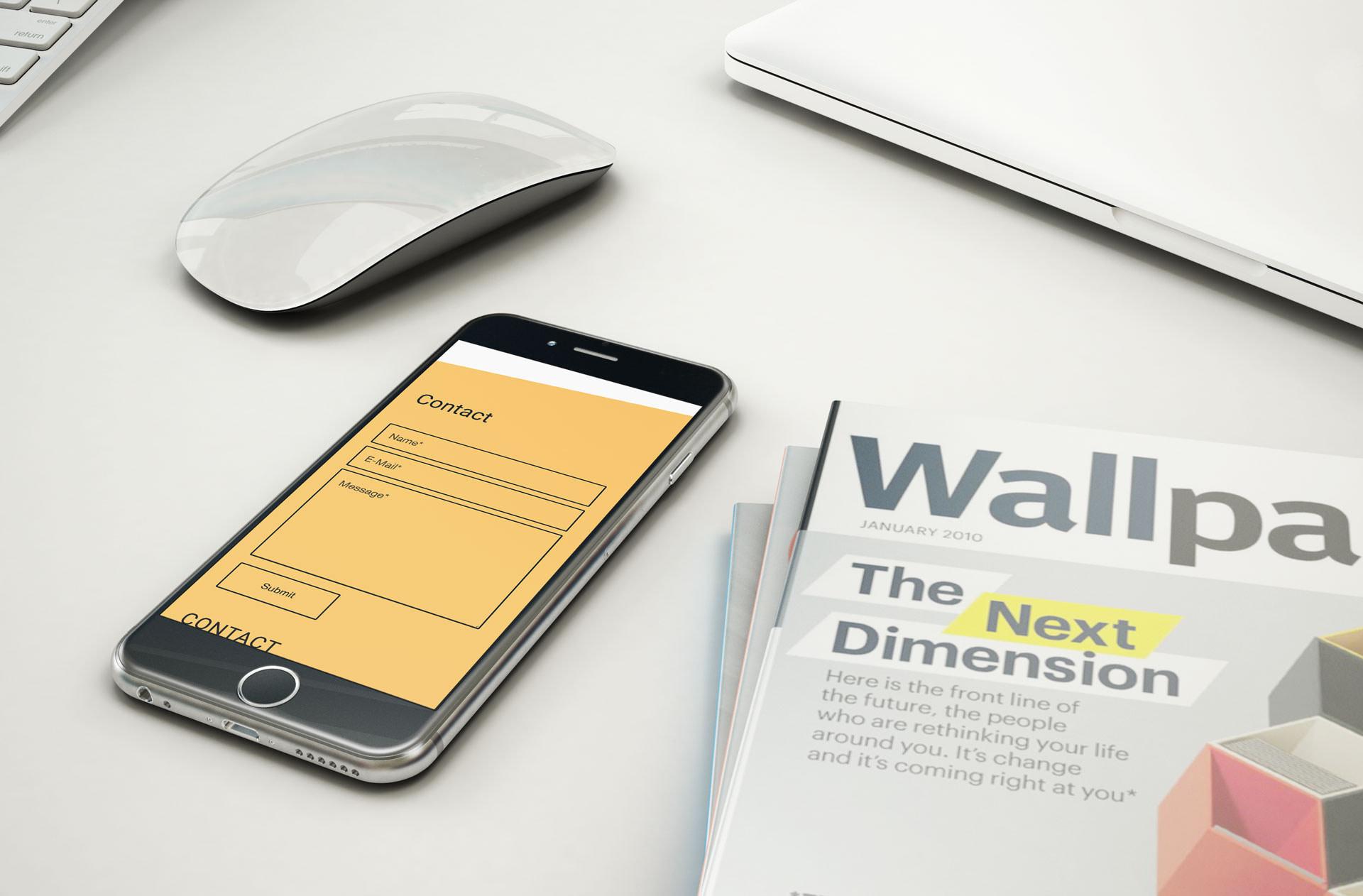 Hotwire Marketing Website (Smartphone) | KEMOSO