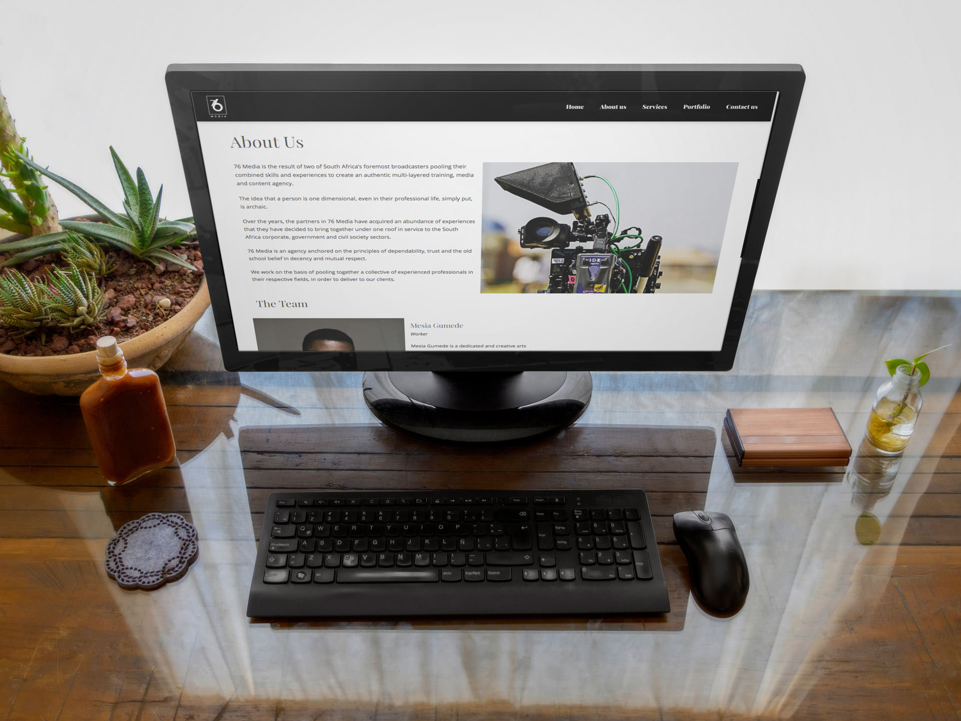 76media (Desktop) | KEMOSO