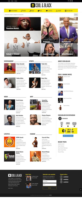 Cool&Black (Home Page) | KEMOSO
