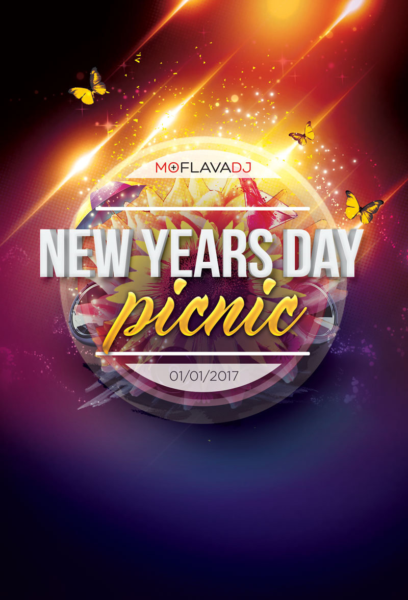 New Years Day Picnic '17 EVENT LOGO | KEMOSO