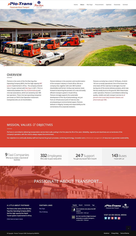Piotrans (Home Page)   KEMOSO